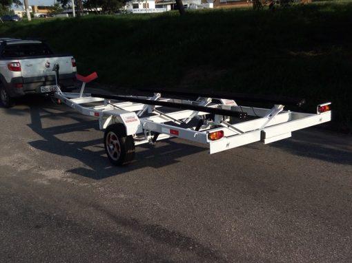 Carretinhas para Barco ou Jet